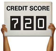 credit score 720