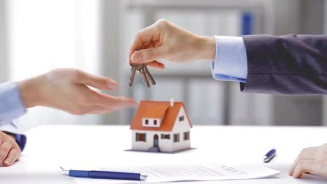 take a mortgage
