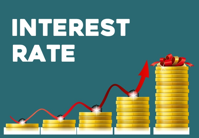 interest rate up down