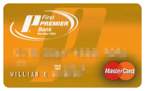 First Premier Bank Credit Card