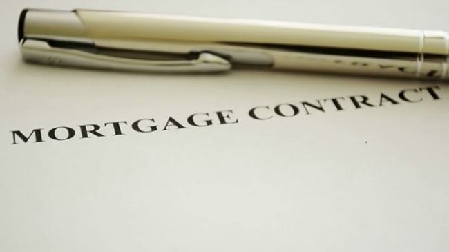 bad credit mortgage contract